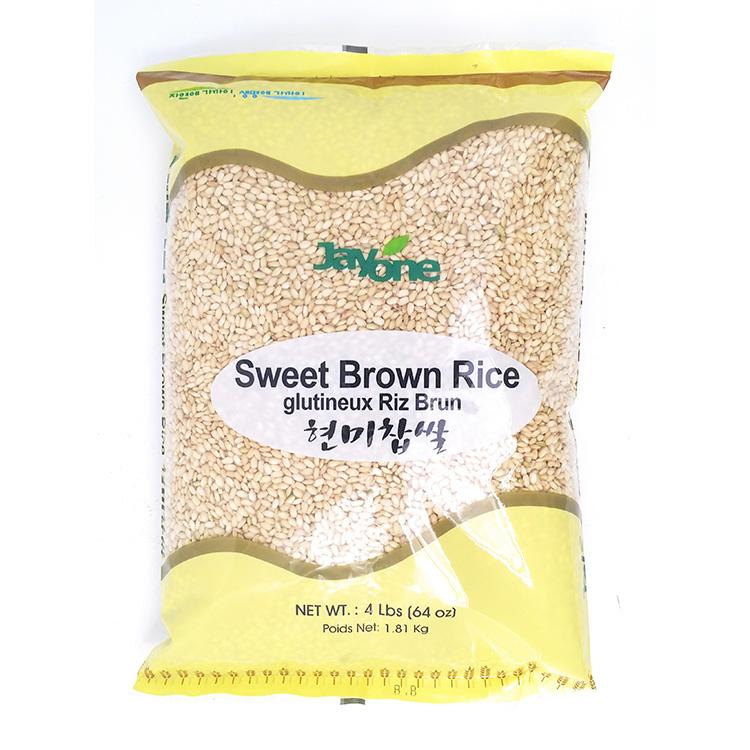 JAYONE Sweet Brown Rice 4lbs