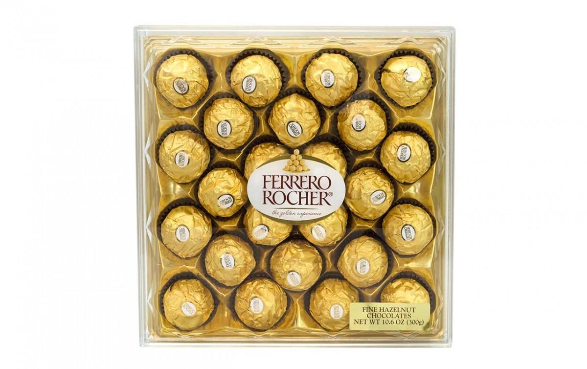 medium ferrero rocher fine hazelnut chocolates 106 oz Gown8t8kX