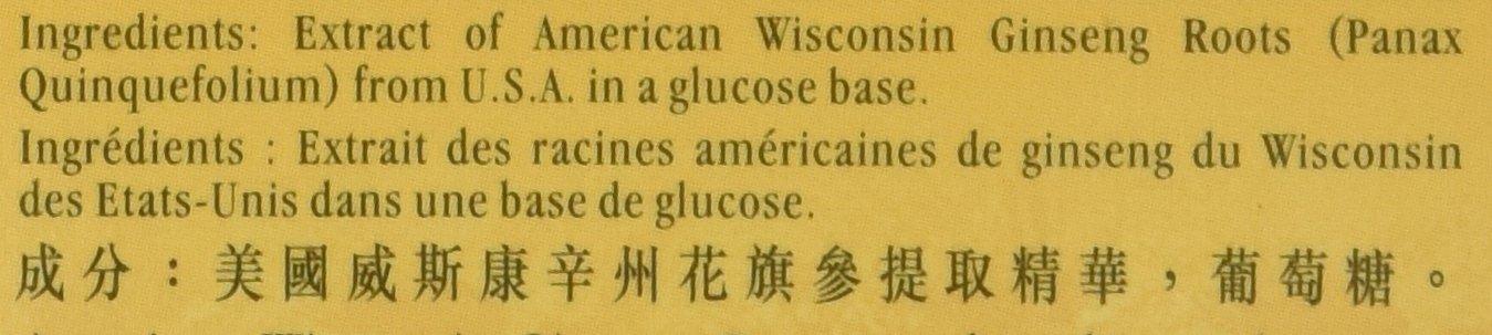 medium prince of peace instant american ginseng tea 10 oz Mc LP6JWp
