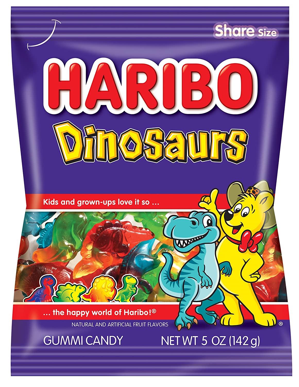 medium haribo dinosaurs gummi candy 5