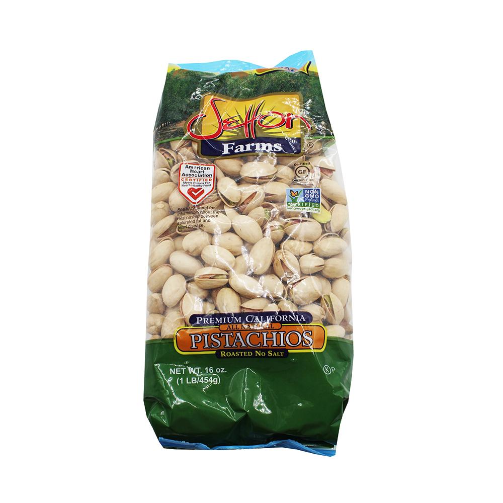 medium setton frams roasted no salt pistachios 1 lb 5zF vl95G