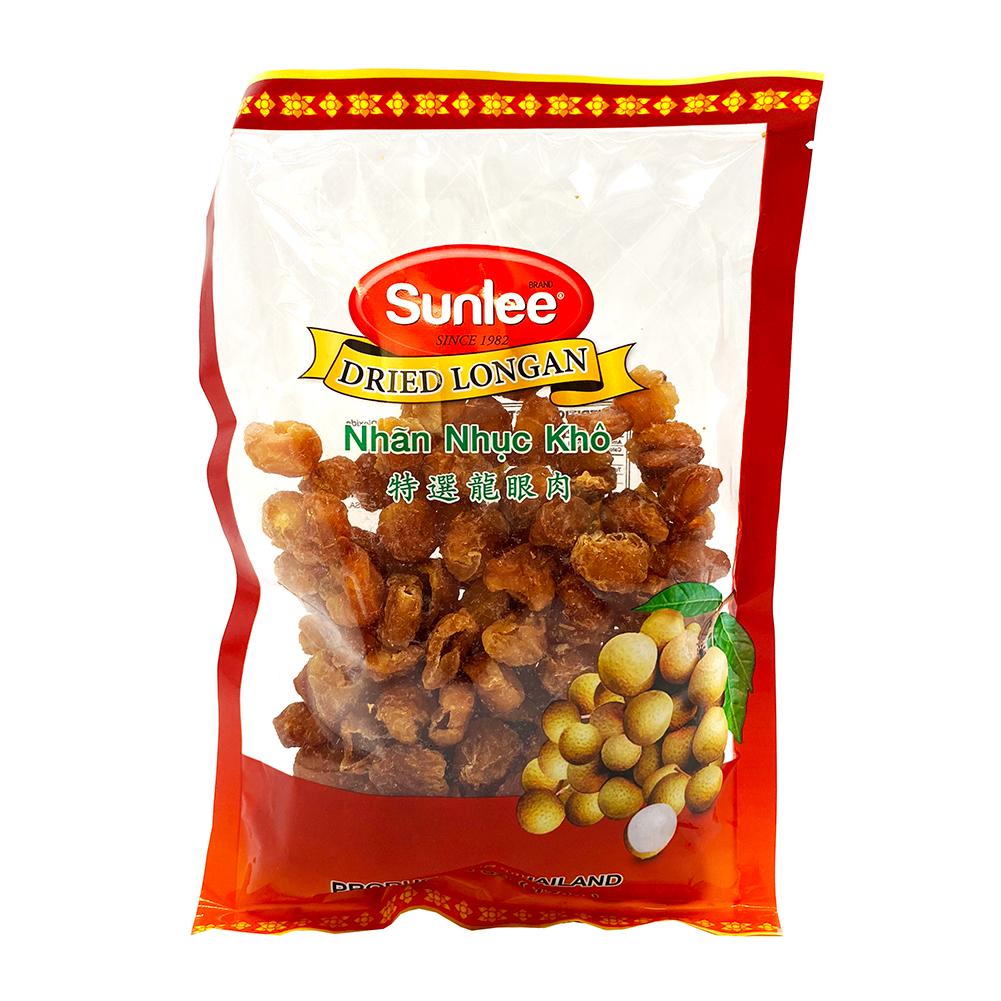 SUNLEE Dried Longan / Nhan Nhuc Kho 6 OZ