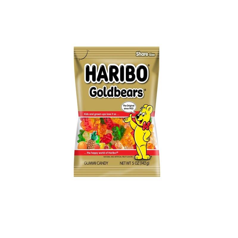 medium haribo goldbears gummy candy 5 oz N2UWUzoU8