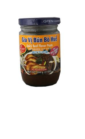 LEE Spicy Beef Flavor Paste / Gia Vi Bun Bo Hue 7 OZ