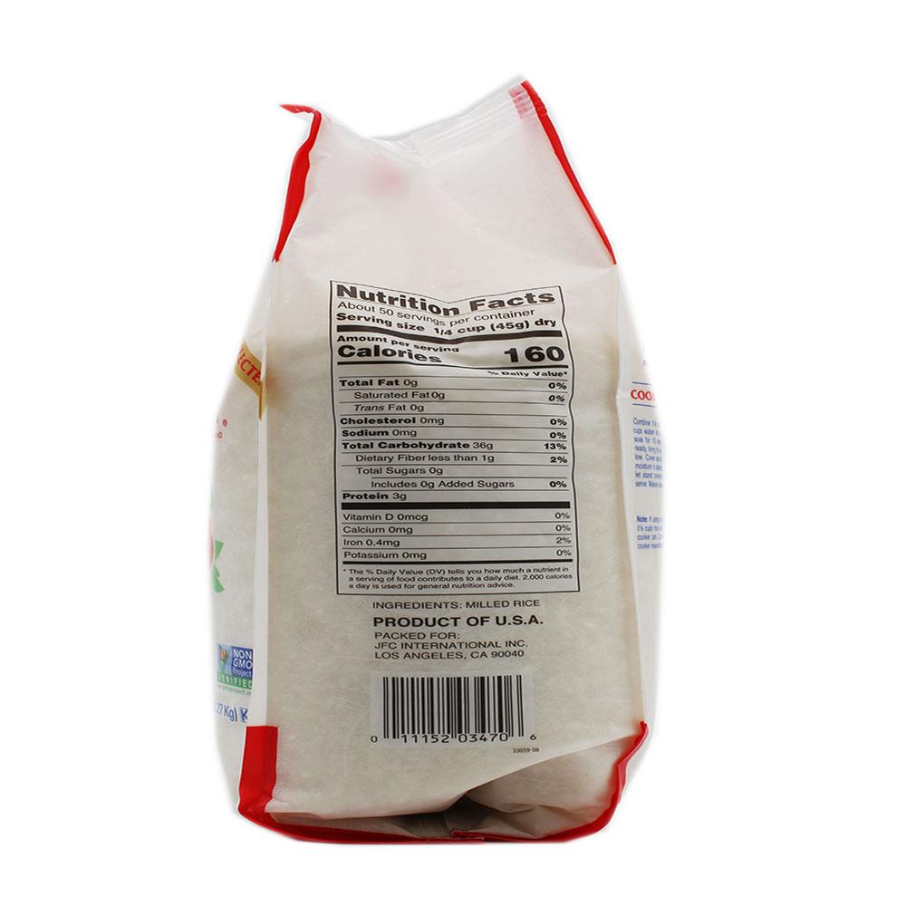 medium botan calrose rice 5 lb GL5w9 JBfy