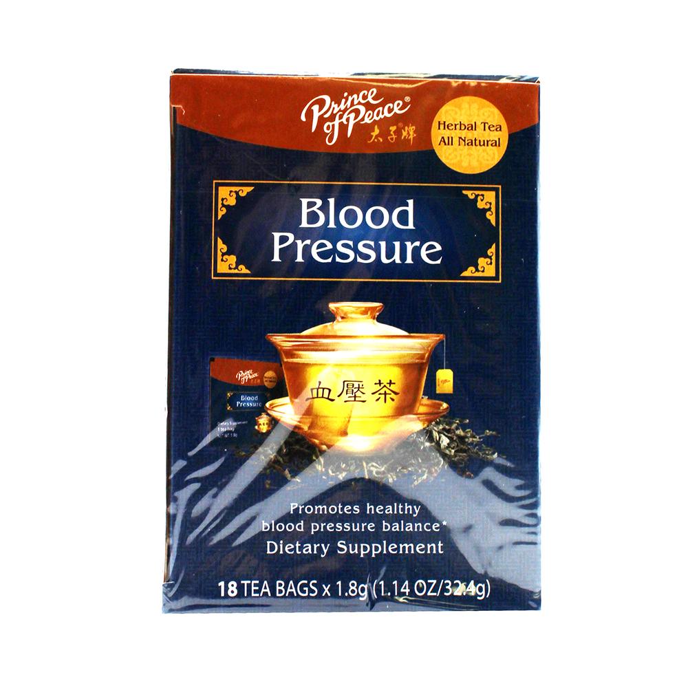 PRICE OF PEACE Herbal Tea Blood Pressure 18 Pack