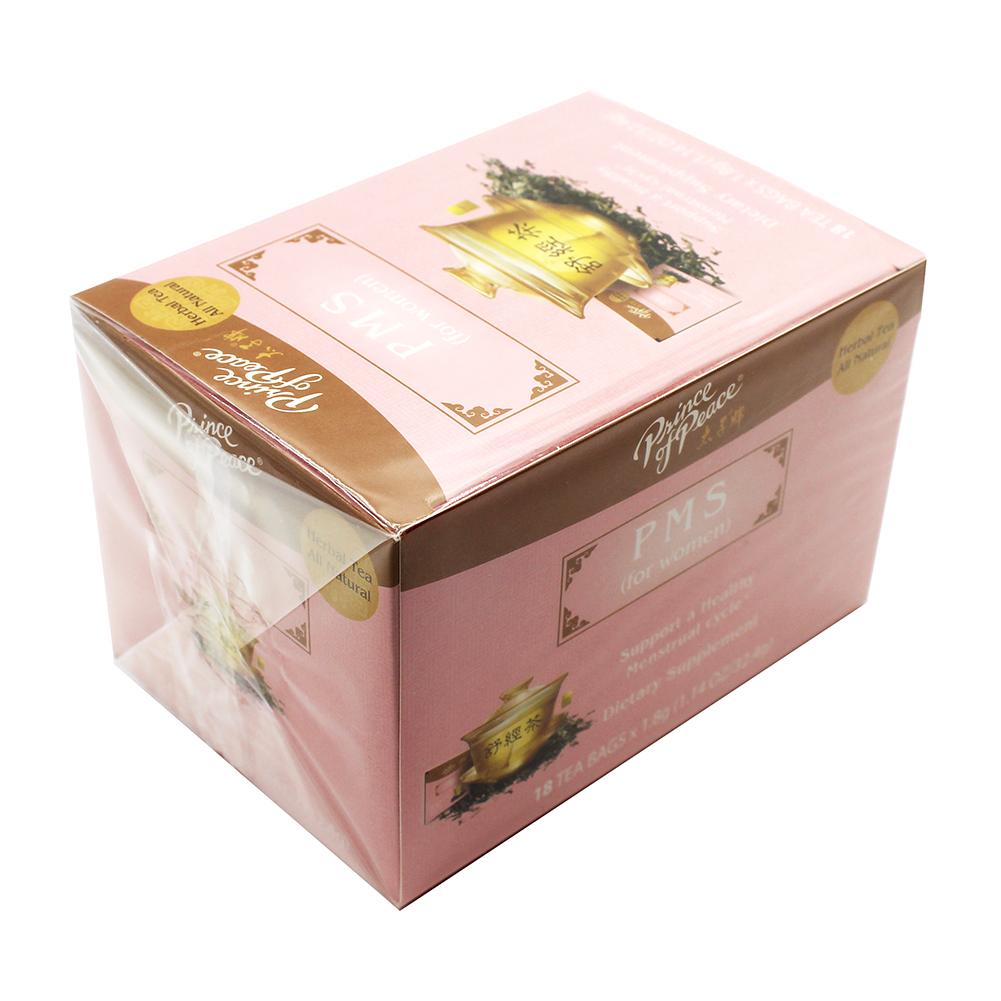medium price of peace herbal tea pms for women 18