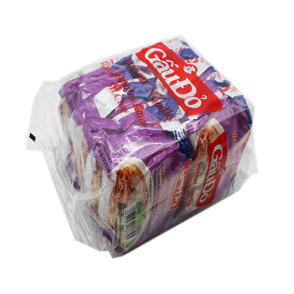medium gau do vegetable noodle mi chay 10 packs D8nDgw2U6
