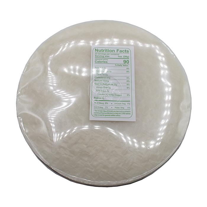 medium double parrot rice paper banh trang co gai viet nam 20