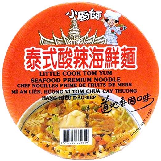 LITTE COOK Tom Yum Seafood 6.0 Oz