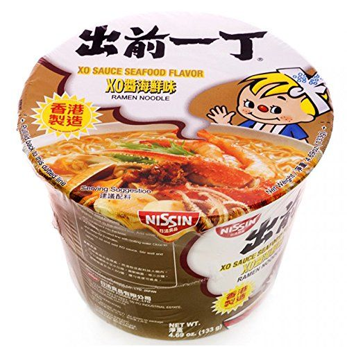 medium nissin ramen noodle xo sauce seafood flavor 469 oz Xt8bRUezO