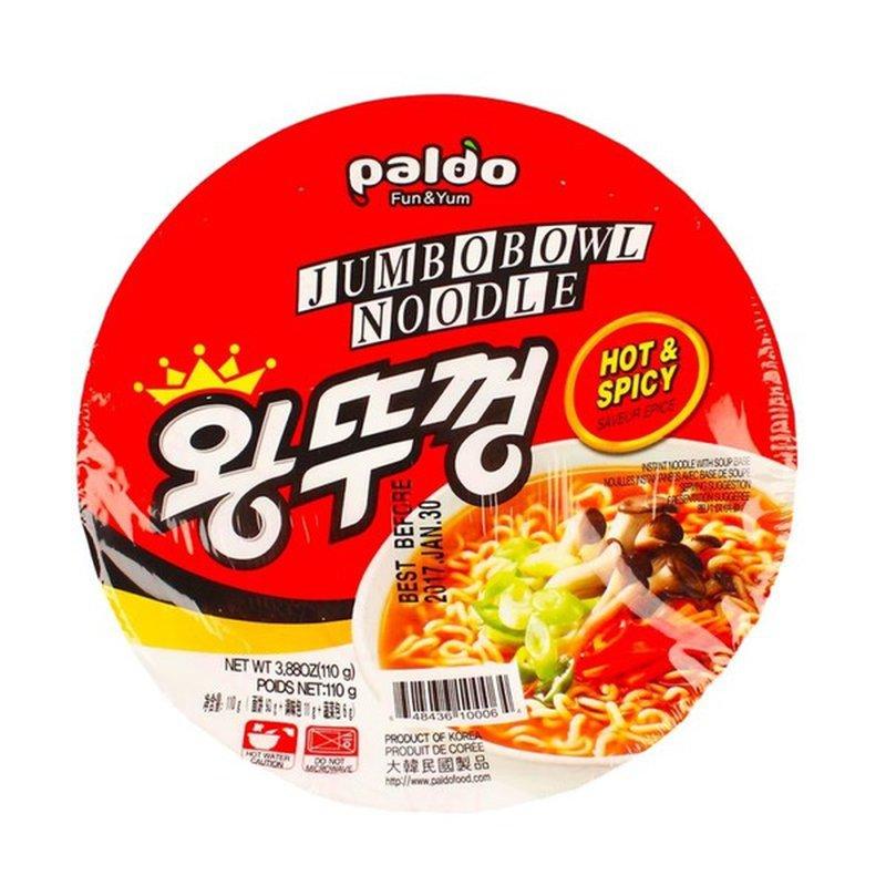 PALDO King Jumbo Bowl / Hot & Spicy 3.88 OZ