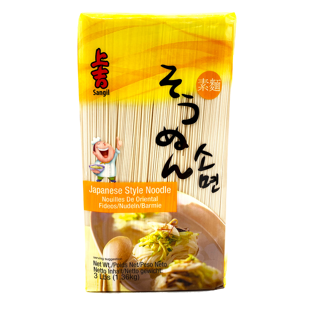 medium sangil japanese style noodle 3 lbs RKj8Xe6YB