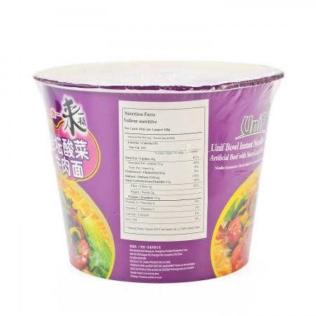 medium unif instant noodles artificial beef with sauerkraut flavor 125 gr ZMy0QTukHz