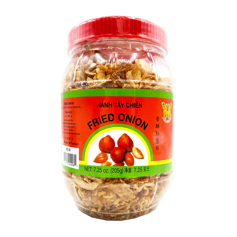 BUTTERFLY Fried Onion / Hanh Tay Chien 7.25 Oz