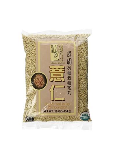CHIMES GARDEN Organic Pearl Barley / Lua Mach Organic 16 OZ