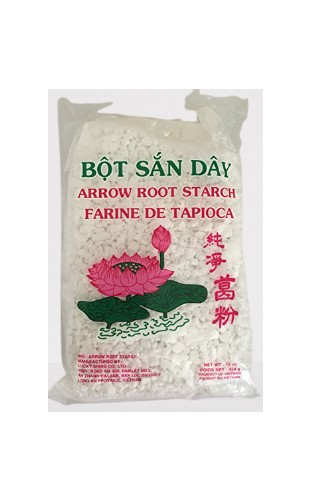 Lucky Shing Arrow Root Starch / Bot San Day 16 Oz