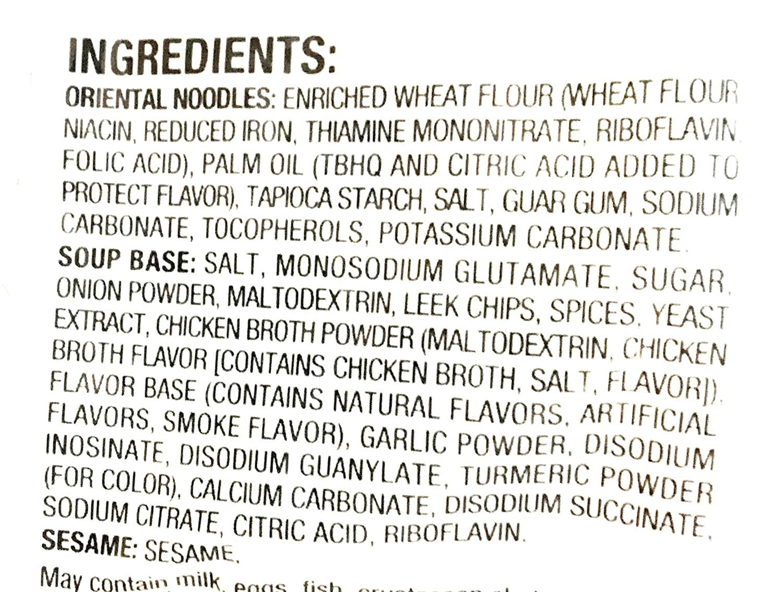 SAPPORO ICHIBAN Shio Ramen Japanese Style Noodles 3.6 OZ