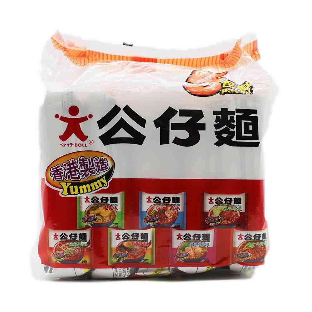 DOLL Bag Noodle Beef Flavor 5 Pack 515g