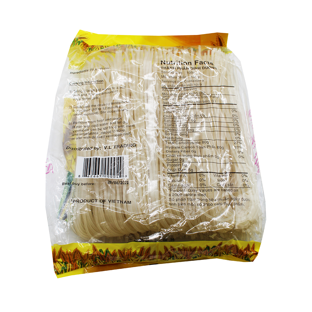 medium ba giao khoe rice vermicelli bun bo hue 2 lbs fRSaTVhrs