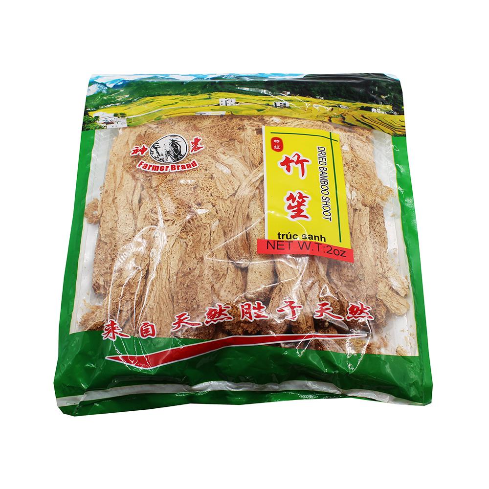 FARMER Dried Bamboo Shoot 2 OZ