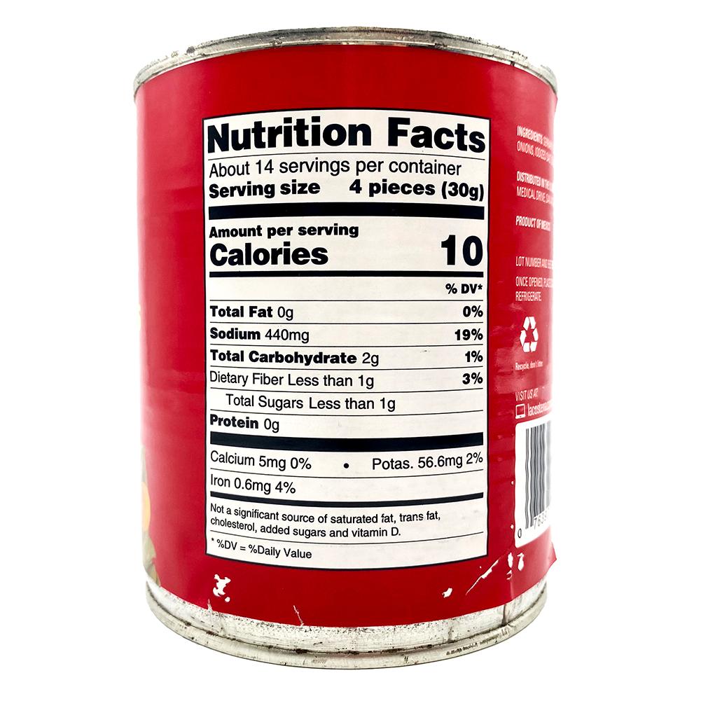 medium la costena pickled serrano peppers 26 oz LN8t9kN7