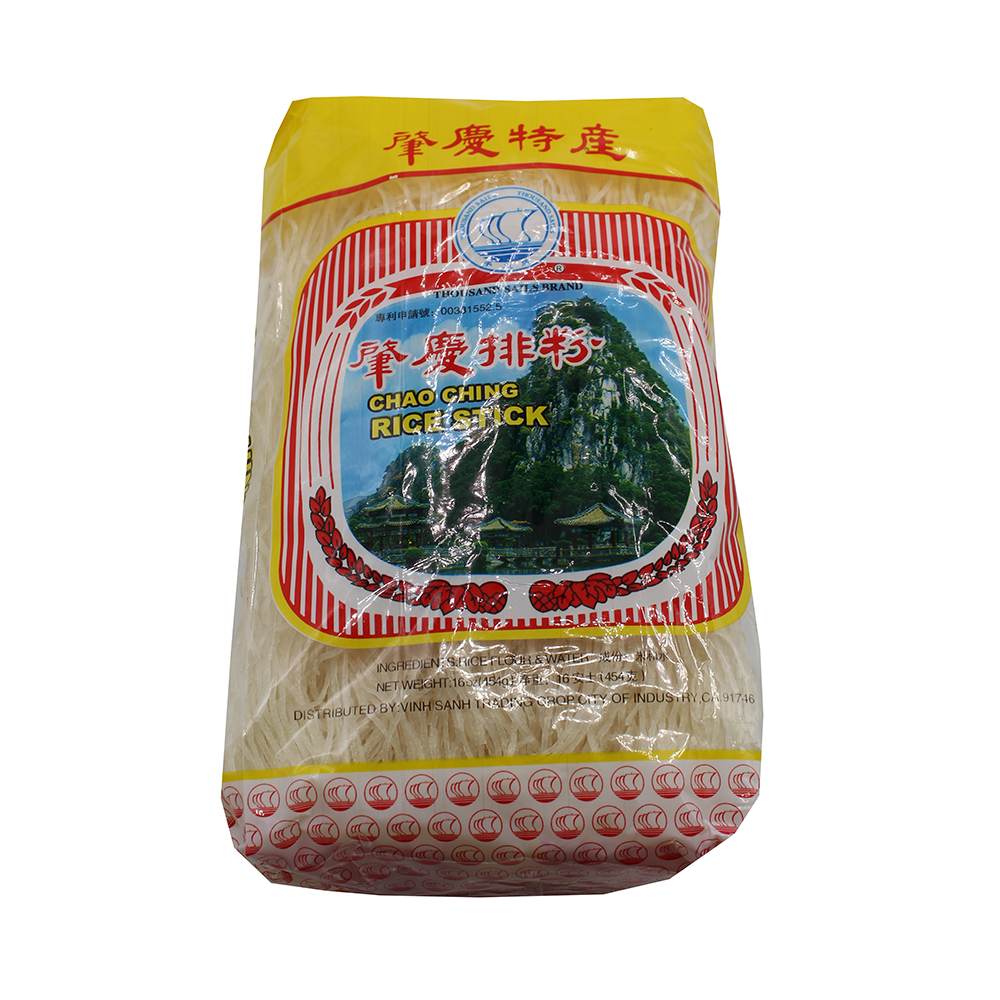 THOUSAND SAILS Rice Stick/ Chao Ching 16 OZ