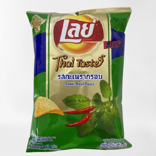 LAY'S Sweet Basil Flavor Potato Chips 1.75 OZ