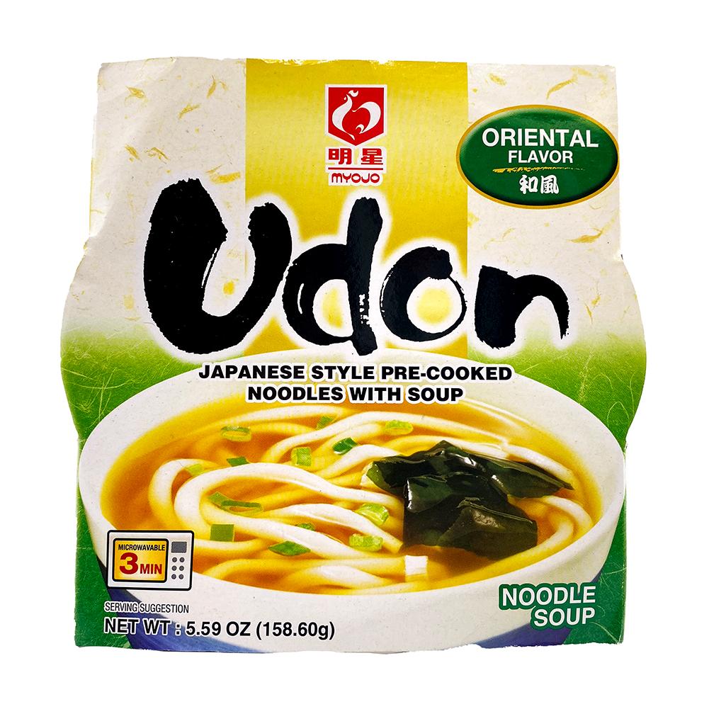 MYOJO Noodle Soup Udon Oriental Flavor 5.59 OZ