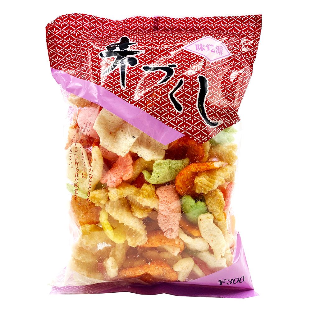 WAKABATO AJIZUKUSHI Cracker 180 Gr