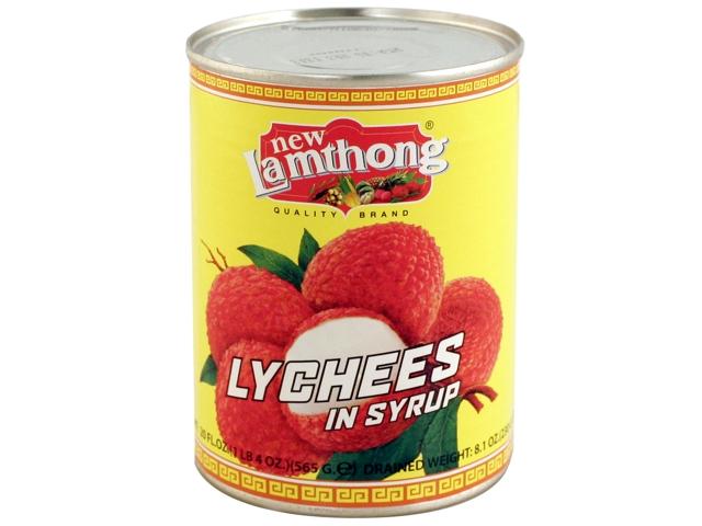 Lamthong Lychee  20 Oz
