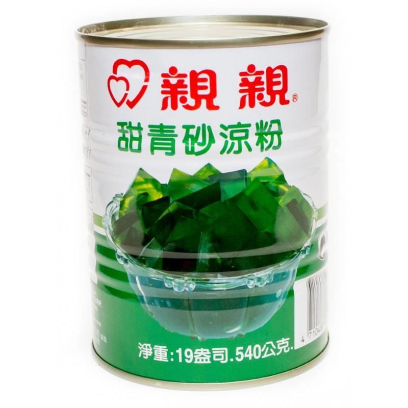 Chin Chin Green Ai Yu Jelly 19 Oz