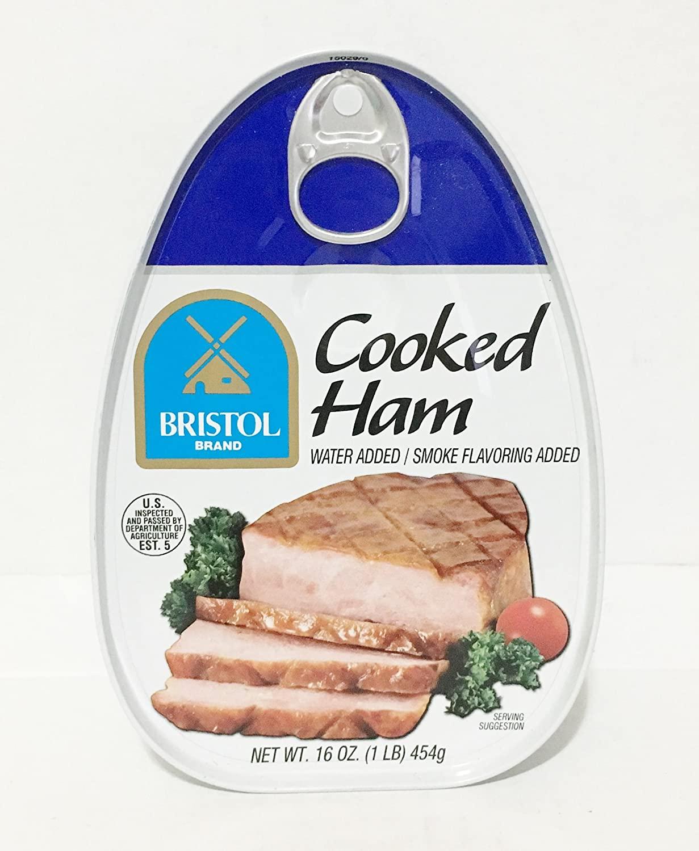 Bristol Cooked Ham 16Oz
