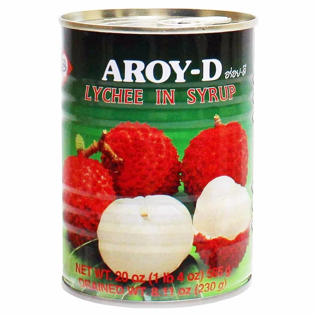 Aroy-D Lychee In Syrup 20 Oz