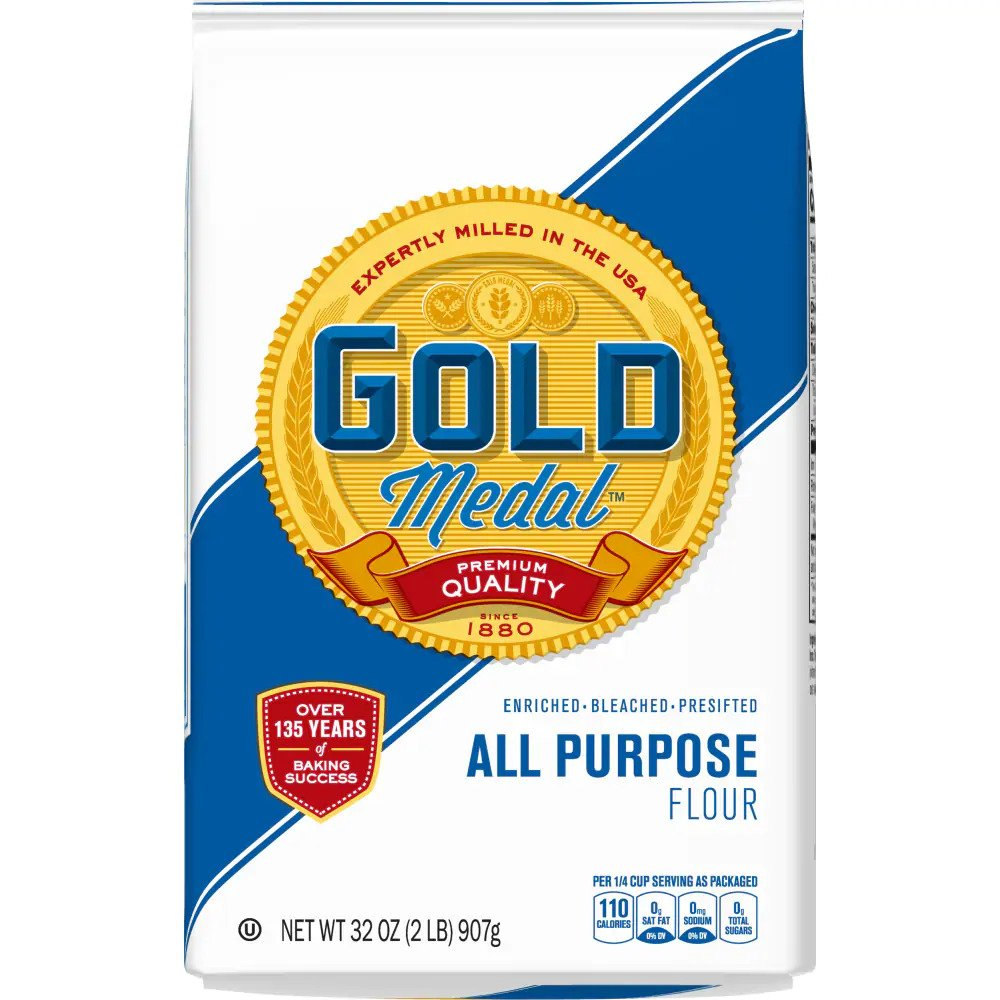 Gold Medal All Purpose Flour 2 Lb