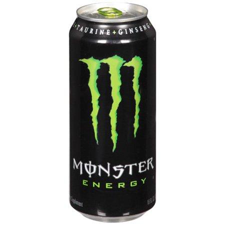 Monster Enery Drink 16 Oz