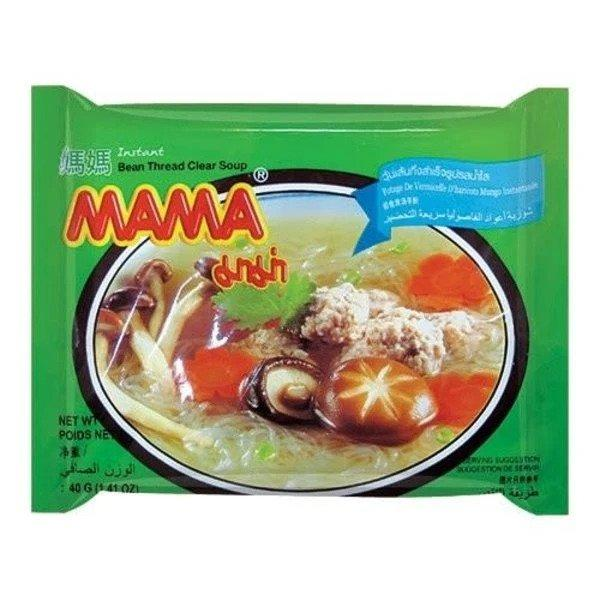 Mama Instant Bean Thread Clear Soup 45 Grs