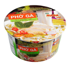 Mama Bowl Rice Noodles Pho Ga 65 Grs