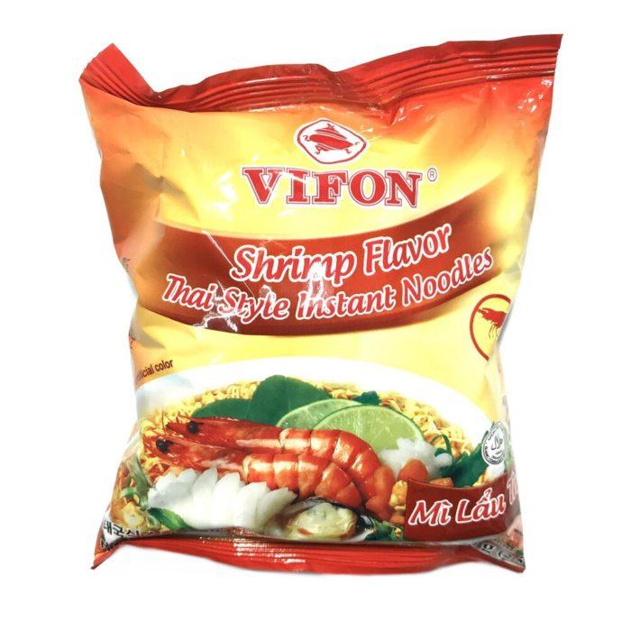 Vifon Shrimp Ndl Flv Thai Style 2.5 Oz