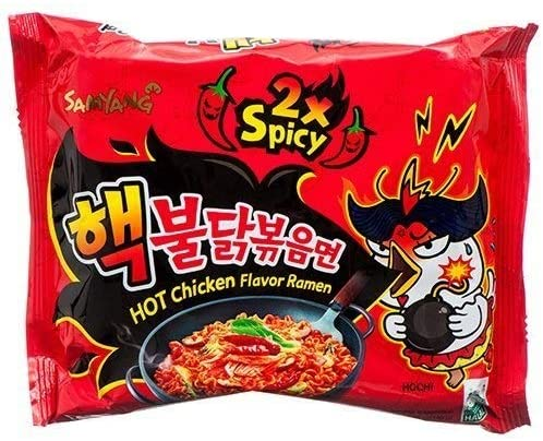 Samyang  2X Spicy Hot Chicken Ramen Cup 2.46 Oz