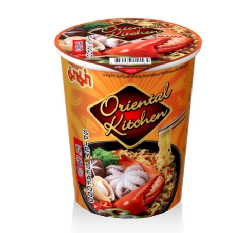 Mama Noodles Spicy Seafood 65 G