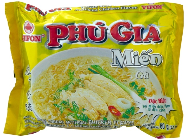 Vifon Phu Gia Mien Ga/Chicken  1.75 Oz
