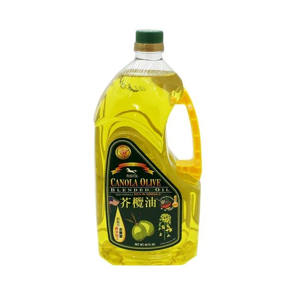 ROXY Canola Olive Oil 64 FL OZ