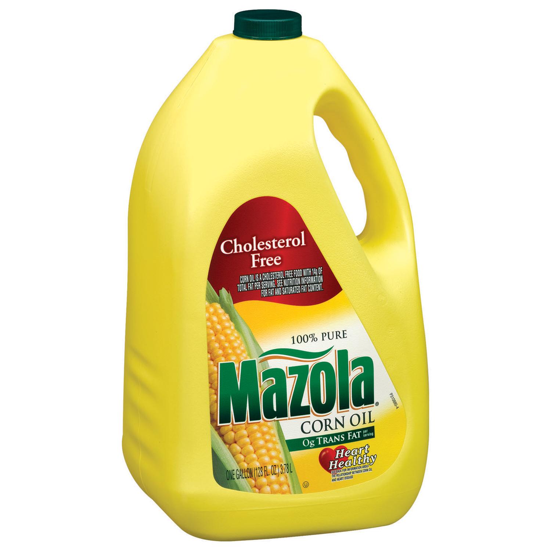 MAZOLA Healthy Corn Oil 1 GAL