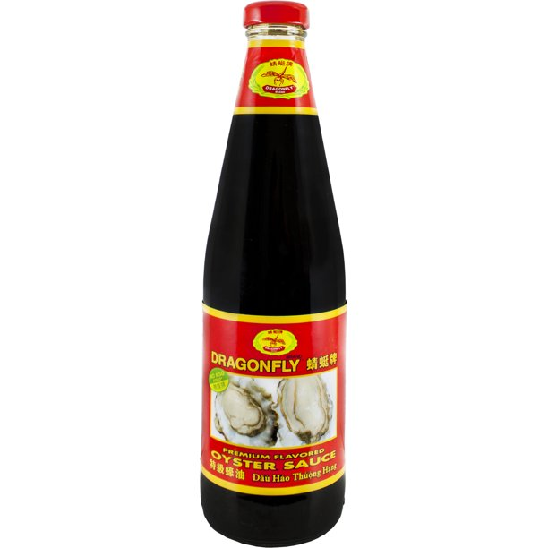 Dragonfly Oyster Sauce 20 Oz