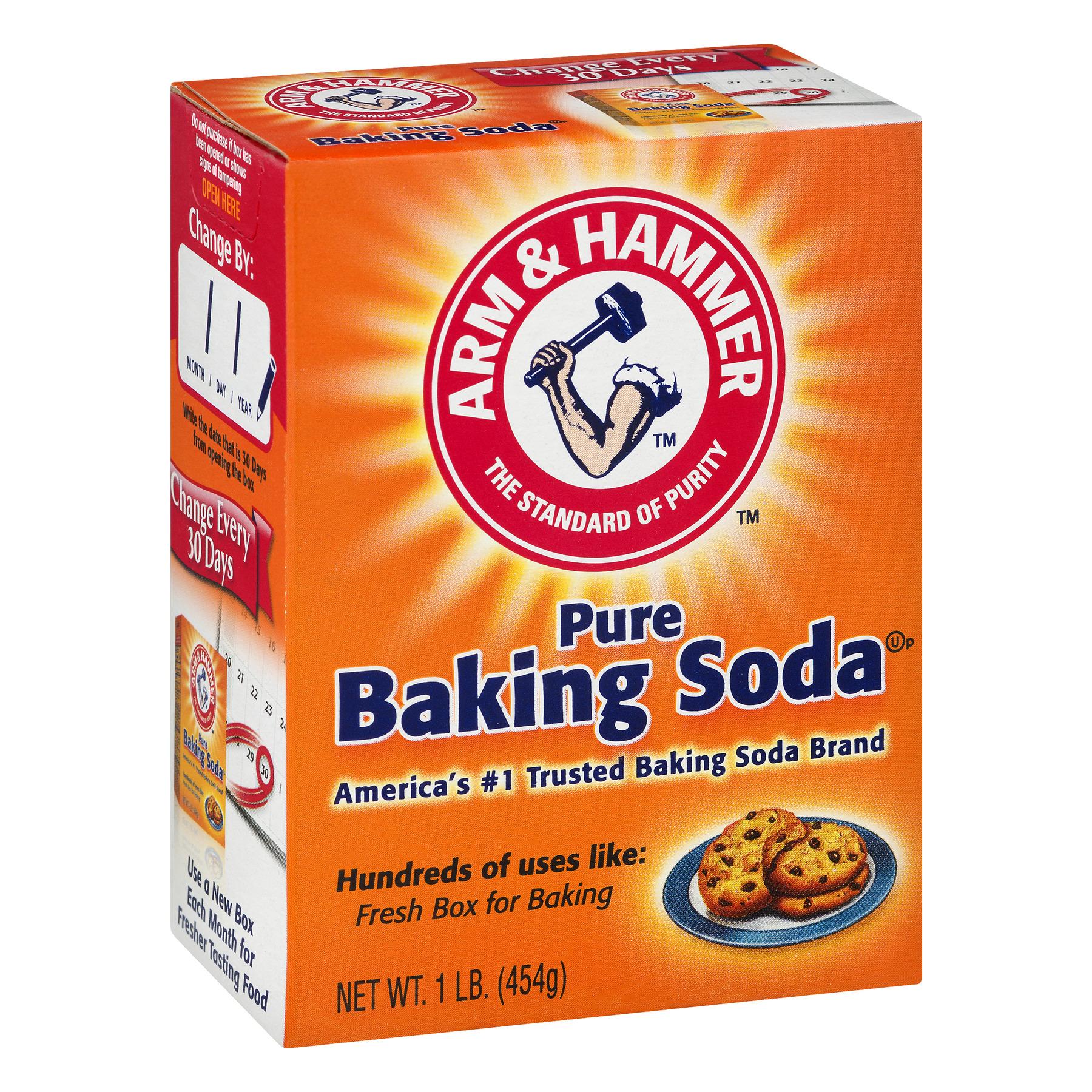 Arm & Hammer Baking Soda 1Lb