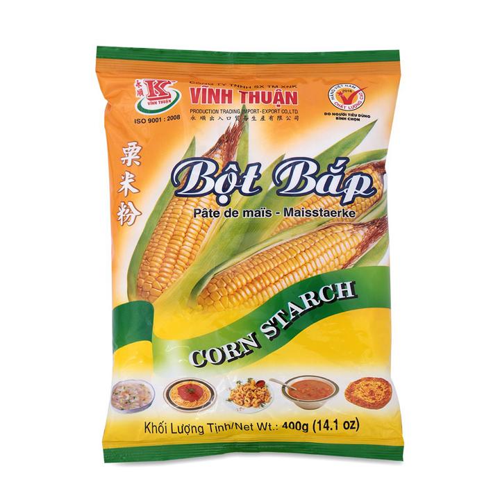 Vinh Thuan Corn Starch(Bot Bap) 14.1Oz