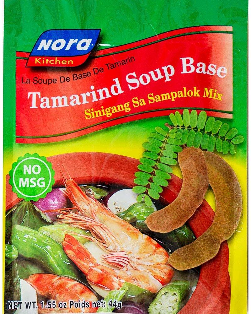 NORA Tamarind Soup Base No MSG 1.55 OZ