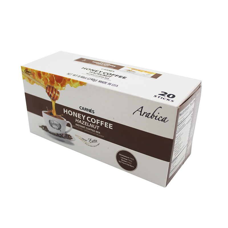 Carnes  Honey Coffee Hazelnut Flv 8.4 Oz