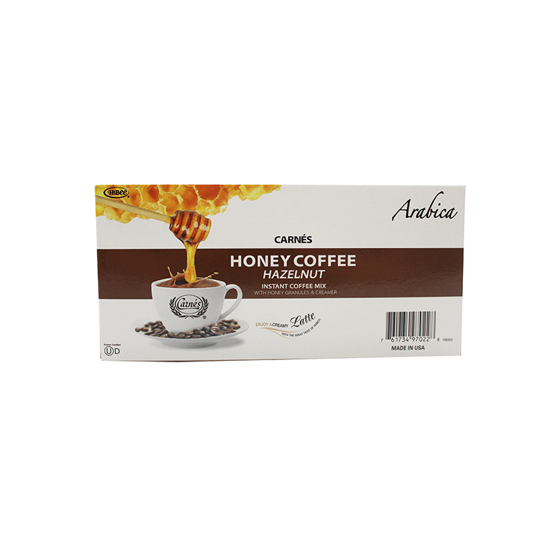 medium carnes honey coffee hazelnut flv 84